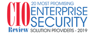 Top 20 Enterprise Security Solution Companies - 2019