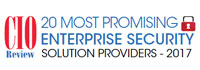 20 Most Promising Enterprise Security Solution Providers - 2017