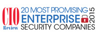 20 Most Promising Enterprise Security Companies 2015